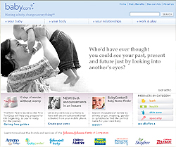 Johnson and Johnson - Baby.com