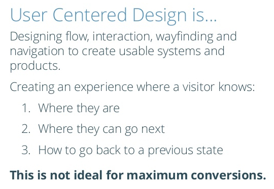 User-centered-design