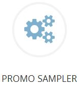 Promo-sampler